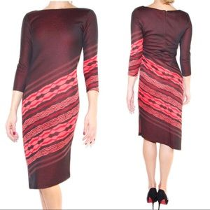 Yoana Baraschi Thunder Shaper Asymmetrical Dress